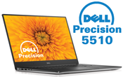 Dell Precision M5510 I7 6820HQ