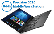 Dell Precision 5520 i7 7820HQ Touchscreen