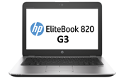 HP EliteBook 820 G3 i7 8GB 256 SSD