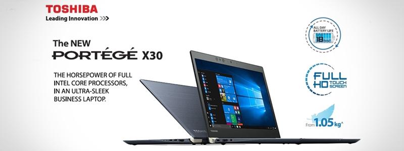 Toshiba Fortege X30