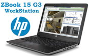 HP ZBook 15 G3 Workstation i7 6820HQ M2000M